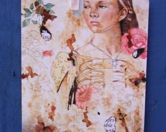Anne Boleyn Greetings card