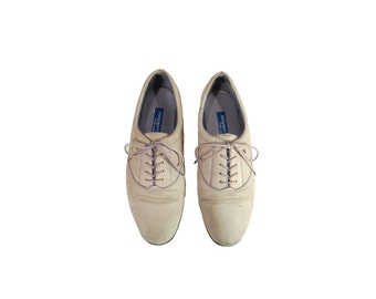 Men's 10 Light Pink Lace Up Sneakers by Easy Spirit // G458