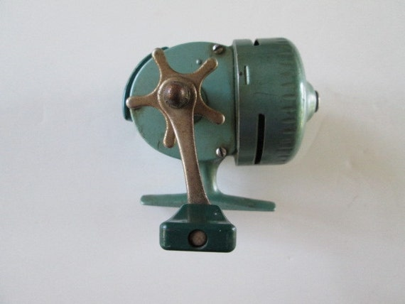 Vintage south bend 63 spin cast fishing reel by for South bend fishing reel