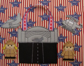 Air Force Finger Puppets