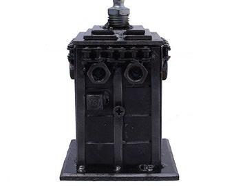 Mini Phone Box Sculpture