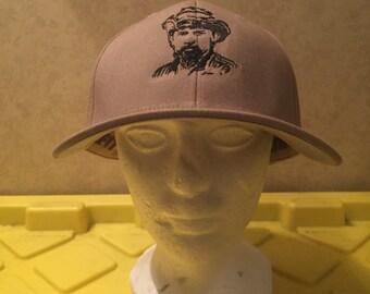 Grateful Dead Pig Pen embroidered flexfit hat