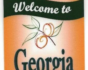 Welcome to Georgia Supreme Gift Tags (Set of 3)