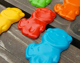 Monkey Crayons set of 20 - party favors