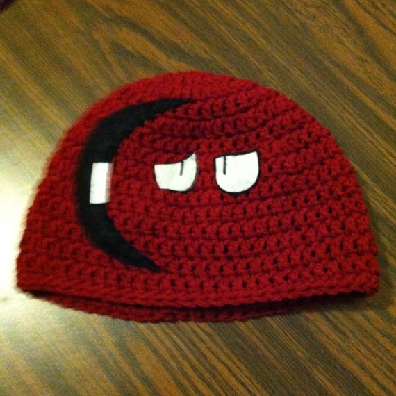 MTO Adult Meatwad Beanie Aqua Teen Hunger Force
