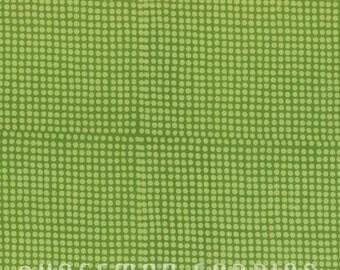 Me + You Leaf Green Raindrops Batik Fabric (101-178) Hand Dyed Indah Bali Batik by Hoffman Fabrics - Yardage