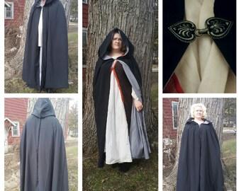Renaissance cloak