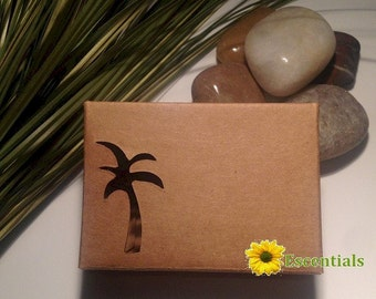 Palm Tree Cut Out Soap Box - 5 Pack