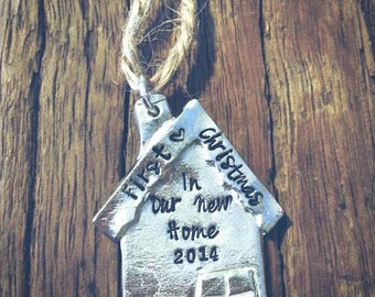 Family name ornament | Etsy