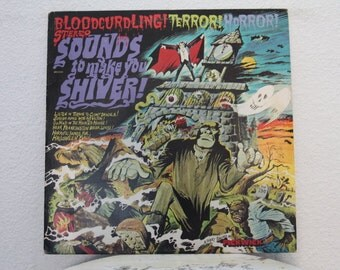 Sounds to Make You Shiver! vinyl record