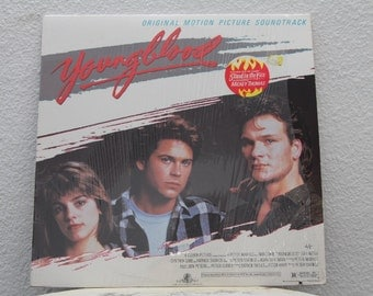 Youngblood - Original Motion Picture Soundtrack vinyl record (NT)