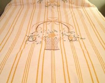 Vintage Summer Bed Spread