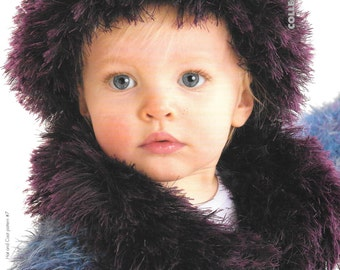 Berroco Kids Stuff Warm and Fuzzy Fashion Knits for Kids from Infant to Size 10  Childrenswear Patterns To Knit Modern Childrens Knitwear