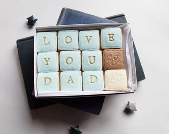 father's day gift, dad biscuits, dad birthday gift, gift for dad, dad gift, dad biscuits, biscuits for dad, father's day foodie gift