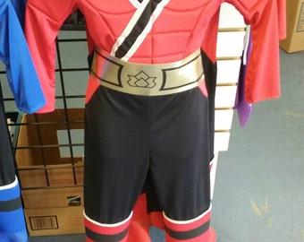 Power Ranger costume Infant  toddler boy Boys