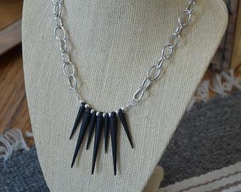 Rebellion Spike Necklace