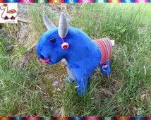 Torito de Pucará  / Pucara bull