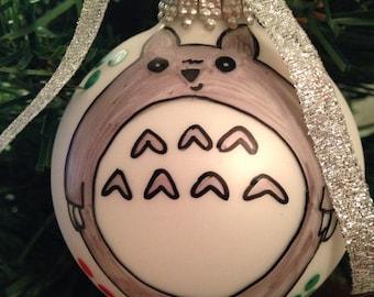 Totoro Ornament