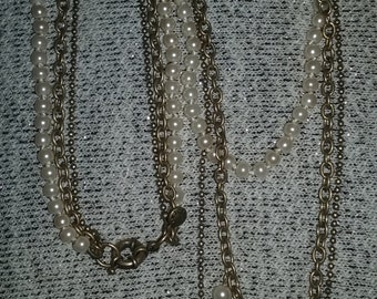 J Crew necklace 30 in