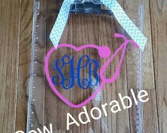 Personalized nurse clipboard
