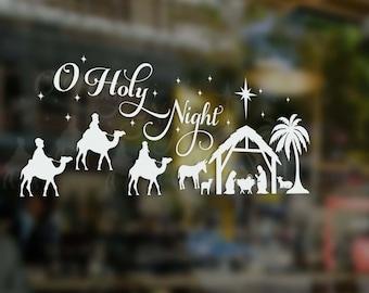 Nativity Art SVG