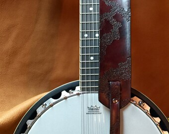 Non-cradle Banjo Strap