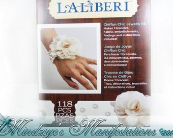 DIY  Laliberi™ Chiffon Bracelet kit NIB
