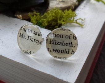 Elizabeth and Darcy studs
