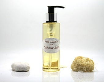 Face Cleanser with Salicylic acid Anti-Acne