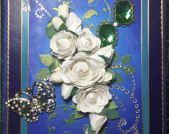 White rose journal