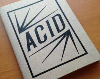 Acid Notebook