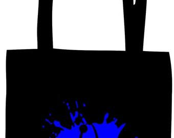 Atom Atomic Molecule Splat Bag