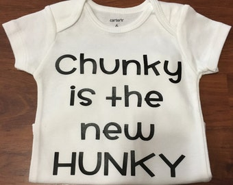 Chunky Is The New Hunky Bodysuit