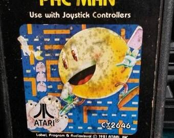 vintage ATARI PAC-MAN game used