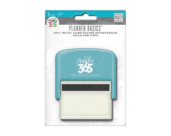The Happy Planner - Create 365 - Me and My Big Ideas - Checklist Self-Inking Stamp