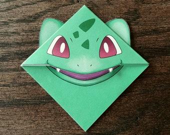 Bulbasaur Bookmark