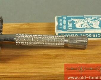 """Gillette razor """"Flare Tip Rocket"""" PAT 694 093 Made in England II"""