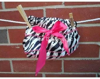 Zebra Bloomers