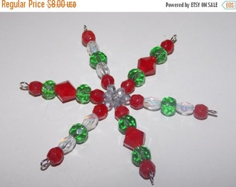 25%OFF Red and Green Christmas Ornament