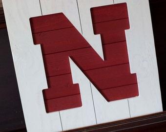 Nebraska N Pallet