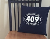 Penn State 409 Recycled T-Shirt Pillow Cover