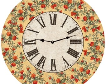 Grenadier Toile Clock