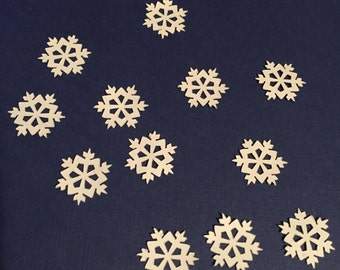 Snowflake Table/Card/Envelope Confetti