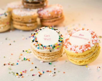 Get Well French Macarons