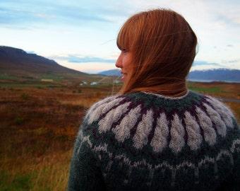Icelandic sweater, lopapeysa