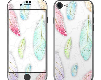Drifter by Kelly Krieger - iPhone 7/7 Plus Skin - Sticker Decal