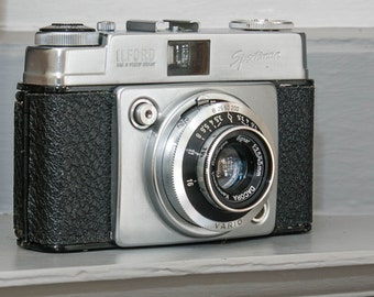Ilford 35mm Classic Film  Camera from 1950s