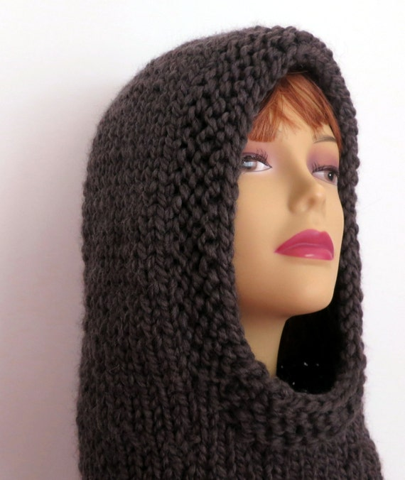 Hat Knitting Pattern, Balaclava, Winter Hat, Hoodie, Hood from WomanOnTheWate...