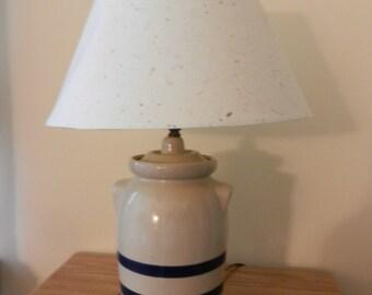 """Vintage """"JUG"""" Lamp"""