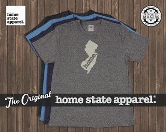 New Jersey Home. shirt- Men's/Unisex